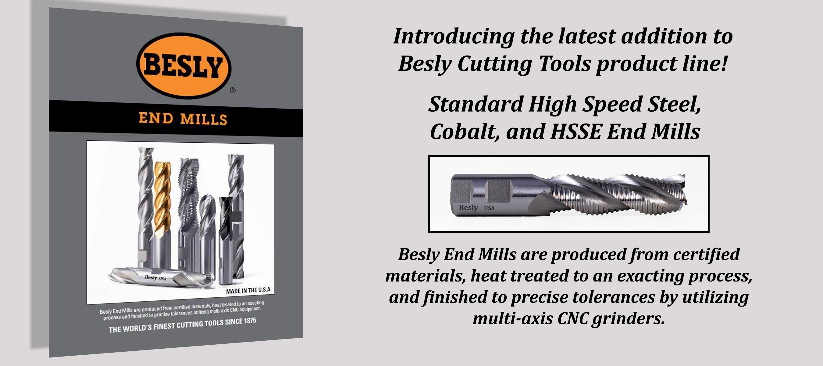 End Mill Catalog