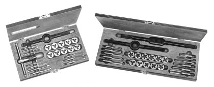 Besly Tap and Die Kits