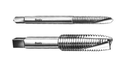 Besly Special Purpose Spiral Pointed Fluteless Taps